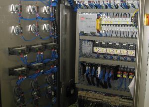 JWCI process plant Electrical Installation